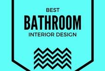 Bathroom Interiors & Ideas / The most awsome bathrooms for your inspiration are in this board. Check it out!