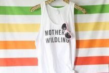 BGD Tees / Graphic tees to match your sense of humor!  Perfect for the Mother of Wildlings!