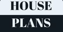 House Plans Inspiration / Pinterest board by LAVORIST where you can find house plans ideas. If you are planning to build a house or you are just interested in house plans - this board gives you the best plans from all Pinterest!