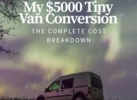 DIY Van Life / DIY projects for Van Life. Hacks and do it yourself tips and tricks can be found on this Pinterest Board.