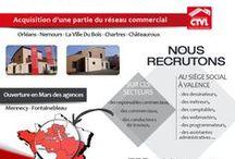Home Infographie / Le Groupe Avenir est le 3ème groupe français de construction de maison individuelle.