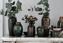 MANTELS / Our favourite mantel styling ideas.