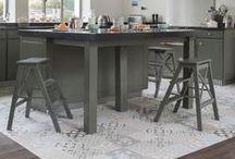 Tendance Carreaux de Ciment / Le Groupe Avenir vous invite à découvrir cette nouvelle tendance déco : les carreaux de ciment qui s'invitent partout dans votre maison.