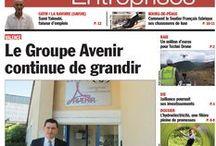 La Presse et le Groupe Avenir / Retrouvez tous les articles du Groupe Avenir dans la presse.