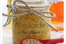 Accompagnement plats / Beurre Condiment Sauce
