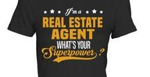 Gifts for the Ultimate Realtor! / Choose your favorite Realtor shirt from a wide variety of unique high quality designs in various styles, colors and fits. Shop online at https://hashmug.com/real-estate-agent now!