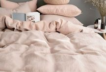 bedclothes / bed room