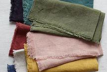 fabrics / material textile