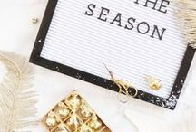 CHRISTMAS / All things Christmas & holiday