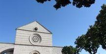 Santa Chiara e San Francesco d'Assisi