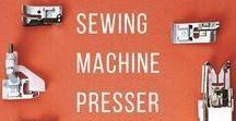 Sewing Machine Guides / Info about sewing machines, machine feet etc
