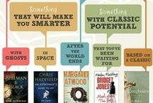 Books Worth Reading / by blonde birdie Jennifer Stith