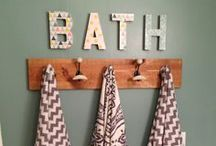 HOME: bathroom ideas / All things home decor. Bathroom decor, bathroom inspiration, bathroom ideas and more from fashion and lifestyle blogger Still Being Molly.