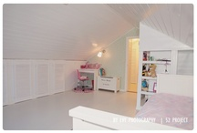 Interior: Girls bedrooms