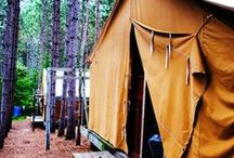 Camp life is the BEST life / Camping, hiking, and general outdoor fun.