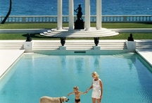Spring '13 Inspiration / slim aarons, sun, glamour, beach, jackie, brigitte, jewels... / by ASHA By ADM