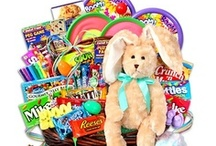Easter / Bright, colorful gifts that burst with springtime excitement. / by Gourmet Gift Baskets