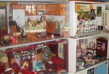 Dollhouse - Casas de Bonecas