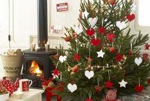 Christmas / Christmas decor, ideas and more