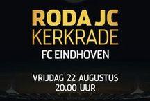 Wedstrijdaffiches seizoen 2014 | 2015 / Wedstrijdaffiches Rod JC Kerkrade seizoen 2014 | 2015