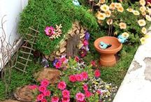 Gardening Crafts for Kids / From fairy gardens to grasshoppers there's a little something for everyone.  We have STEM ideas, crafts and book ideas.
