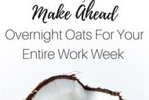 Food   Meal Prep   Healthy Eating / Food & Meal prep pins from C'est La Vie along with pins that inspire twentysomethings to eat healthy, on a budget, without getting bored of their everyday meals. #bzzbites #BiteSizedBzz