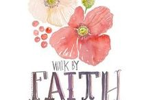 Quotes / Words, verses, quotes, and articles about all things faith & spirituality based <3