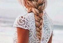 Hair- French Braids / French Braids