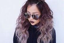 Hair- Coloured Hair