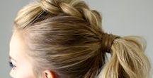 Hair - Simple Hair up / simple hair up