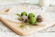 Healthy Energy Balls / We love our energy balls. Here is a mini collection of them!