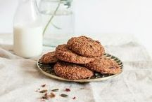 Healthy Cookies / We love our healthy cookies!