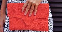 Crochet Fashion - Bags, Bikinis, Tops and Dresses / Crochet handbags, clutches, cosmetic bags and more...