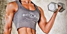 Muscle buildin women / Lihaskasvu naiset / Grow strong!