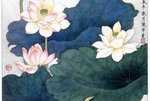 +Konturki - orientalne kwiatki