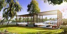 DỰ ÁN SAIGON MYSTERY VILLAS / dự án biệt thự, nhà phố và căn hộ cao cấp Saigon Mystery Villas quận 2 của CDT Hưng Thịnh