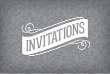 Invites / by Courtney Blair