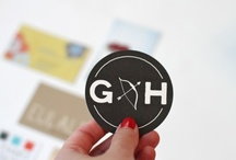 biz card & Logo Design Inspiration / Ideas for Astor Room Identity / by Michelle Seekamp | TheAstorRoom