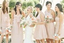 WED ♥ BRIDESMAID / by Sarah Wu