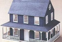 Dollhouse Miniatures / Everything about the joy of collecting and crafting miniatures.