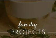 Fun DIY Projects / by Inspired Silver