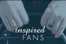 Inspired Fans! / by Inspired Silver