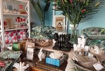 Plumeria Coastal Home / Once upon a time there was a beautiful coastal store...