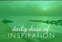 Daily Dose of Inspiration / by Inspired Silver