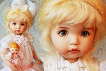 DOLLS / by Maria Carrillo
