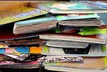 ART journal love / art journal love and inspiration / by Nicci Dot C A