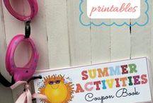 Summer Fun / by Abby