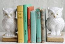 Owls / by Rachel Whitmer