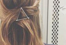 beauty /  hair & make-up / by Nina V
