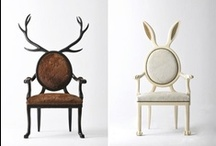 Furnitures / by Courtney Tysell